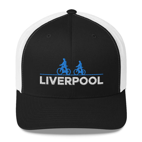 'Liverpool' Trucker Cap