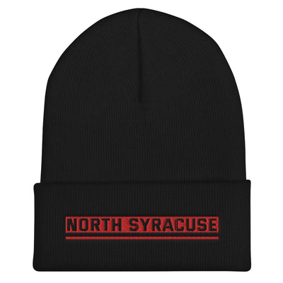 'North Syracuse' Cuffed Beanie