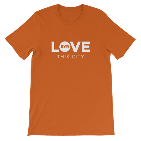 'Love This City' Unisex Premium T-Shirt