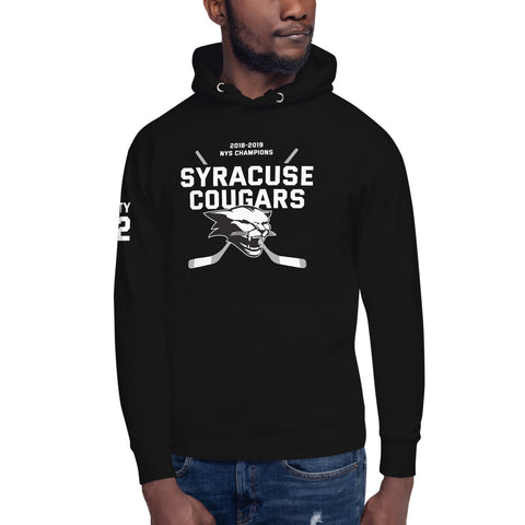 'Ethan Petty Syracuse Cougars' Unisex Hoodie