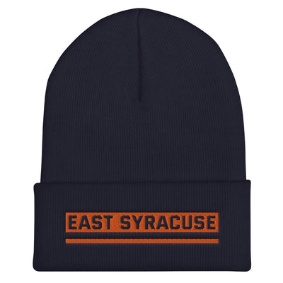 'East Syracuse' Cuffed Beanie