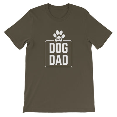'SYR Dog Dad' Premium Unisex Tee