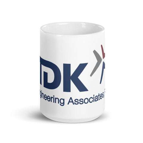 'TDK Engineering' Mug