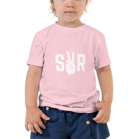 'SYR Peace Sign' Toddler T-Shirt