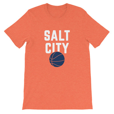 'Salt City Basketball' Unisex Premium T-Shirt