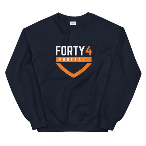 'Forty4' Unisex Sweatshirt