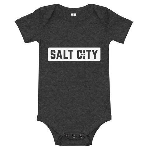 'Salt City' Baby Bodysuit