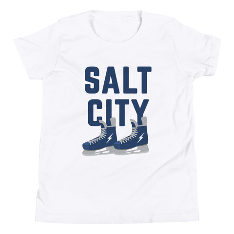 'Salt City Hockey' Youth Unisex T-Shirt