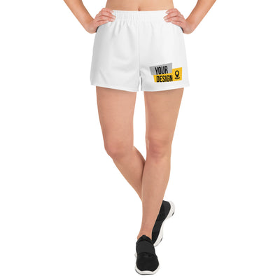 Custom Women's Athletic Short Shorts