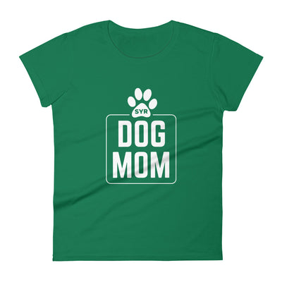 'SYR Dog Mom' Women's Cut Premium Tee
