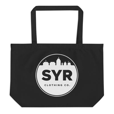 'SYR Clothing Co.' Large Organic Tote Bag
