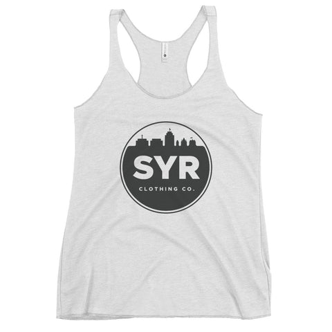 'SYR Clothing Co.' Women's Racerback Tank