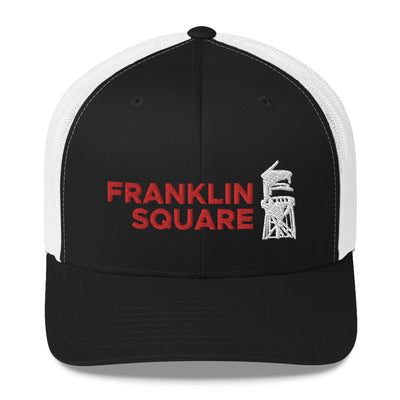 'Franklin Square' Trucker Cap