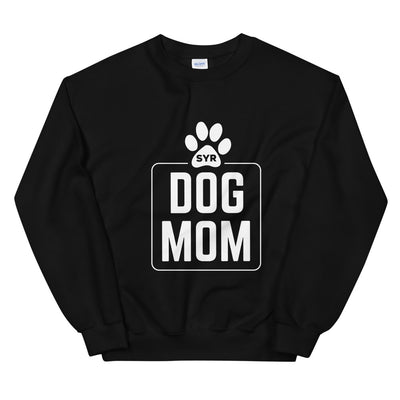 'Dog Mom' Unisex Sweatshirt