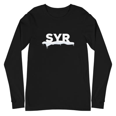 'SYR Snow' Unisex Long Sleeve Tee