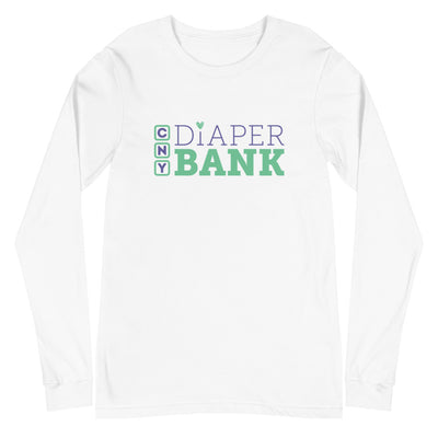 'CNY Diaper Bank' Unisex Premium Long Sleeve Tee