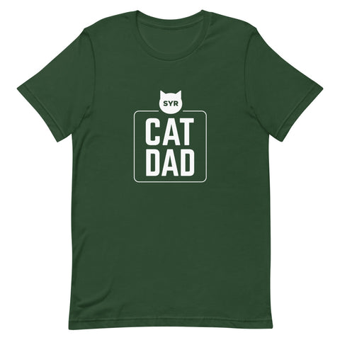 'SYR Cat Dad' Premium Unisex Tee