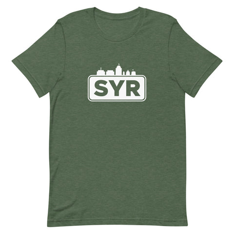 'SYR City Top' Unisex Premium T-Shirt
