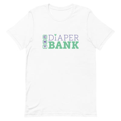 'CNY Diaper Bank' Short-Sleeve Premium Unisex T-Shirt