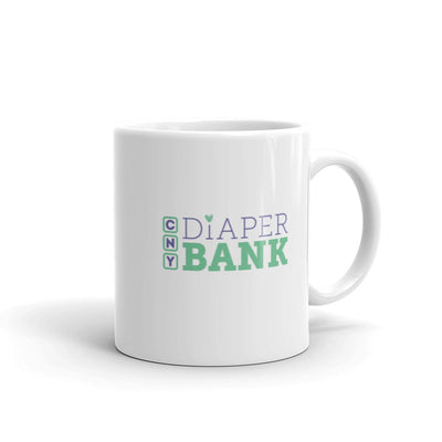 'CNY Diaper Bank' Mug
