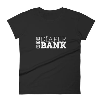 'CNY Diaper Bank' Women's premium short sleeve t-shirt