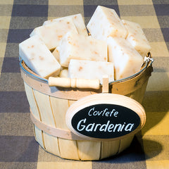 Covfefe Gardenia - Traditional Cold-Process Soap