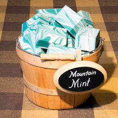 Rocky Mountain Mint - Traditional Cold-Process Soap