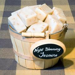 Night Blooming Jasmine | Traditional Cold-Process Soap
