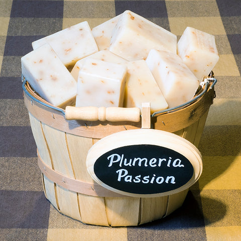 Plumeria Passion | Traditional Cold-Process Soap
