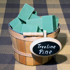 Treeline Pine | Traditional Cold-Process Soap