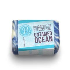 Hawaii Untamed Ocean - Traditional Soap