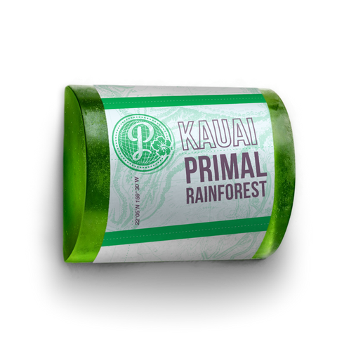 Kauai Primal Rainforest - Glycerin Soap