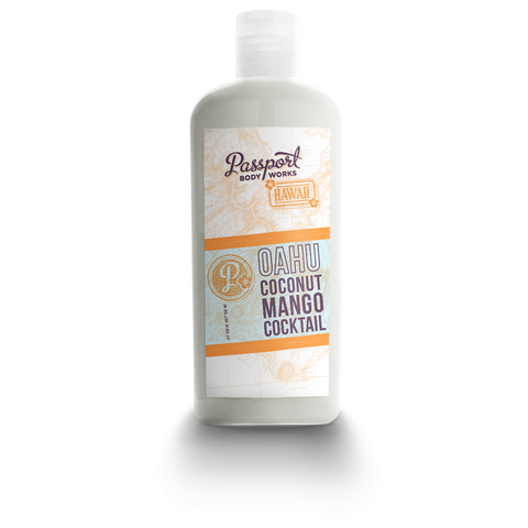 Oahu Coconut Mango Cocktail - Body Lotion