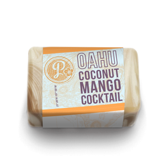 Oahu Coconut Mango Cocktail - Traditional Soap