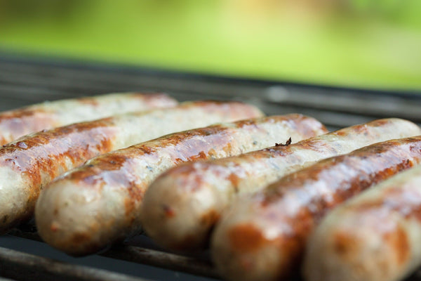 Grass Fed Ground Italian HOT sausage