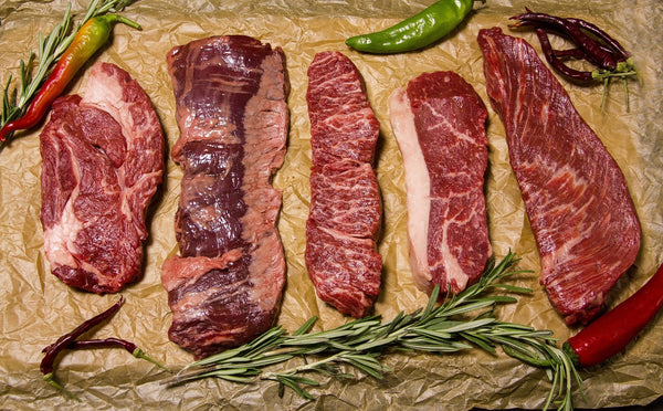Grass Fed New York Strip