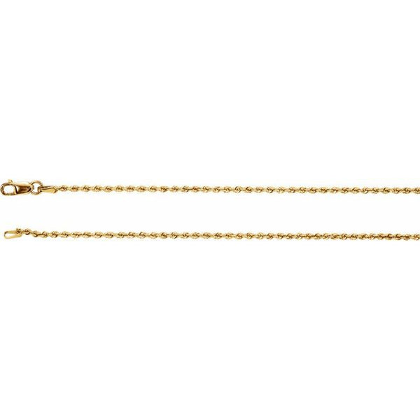 Gold Rope Chain