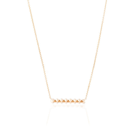 Spike Bar Necklace