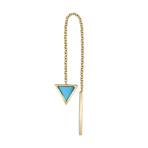Turquoise Triangle Threader