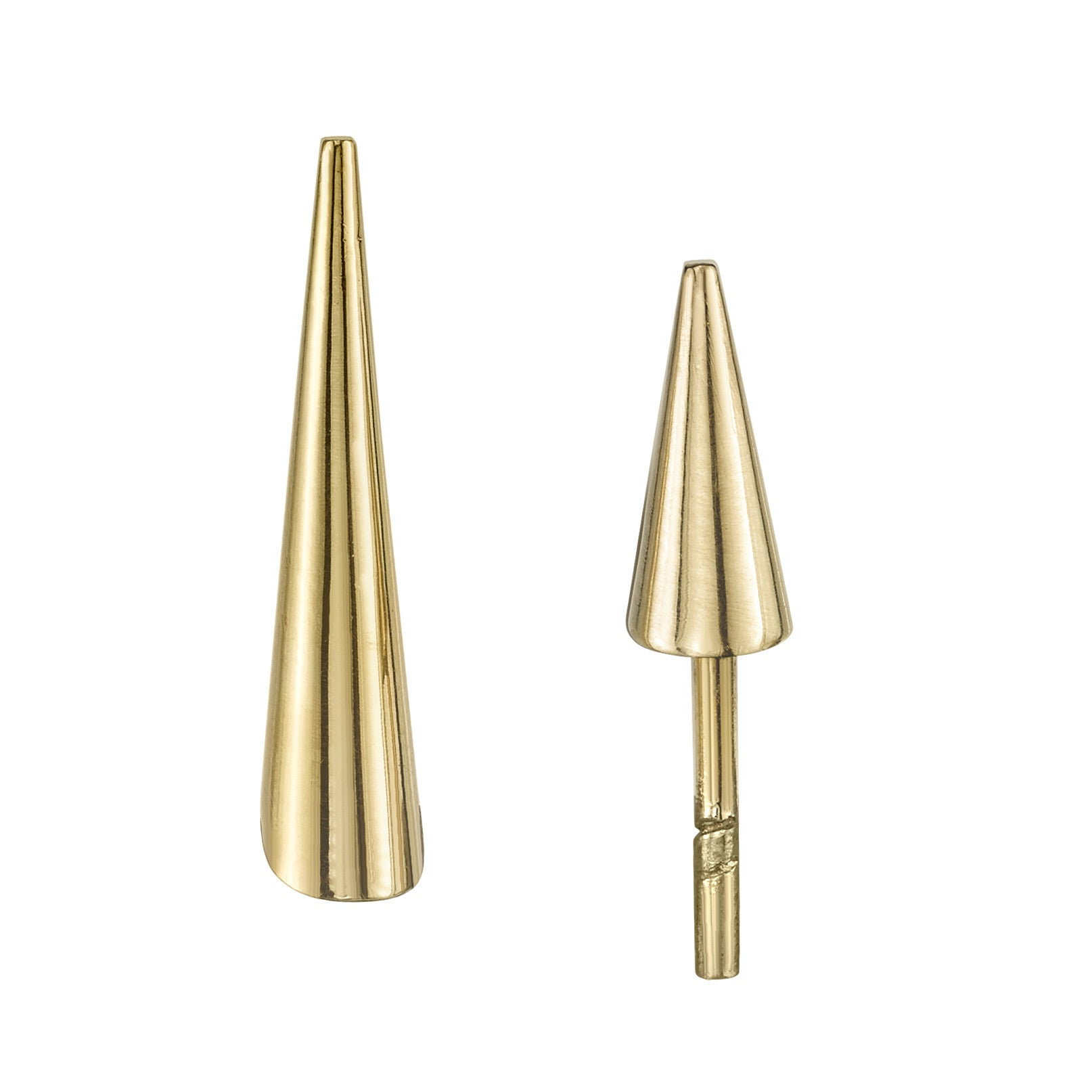 3106c3938 Gold Spike Earring – SMITH + MARA