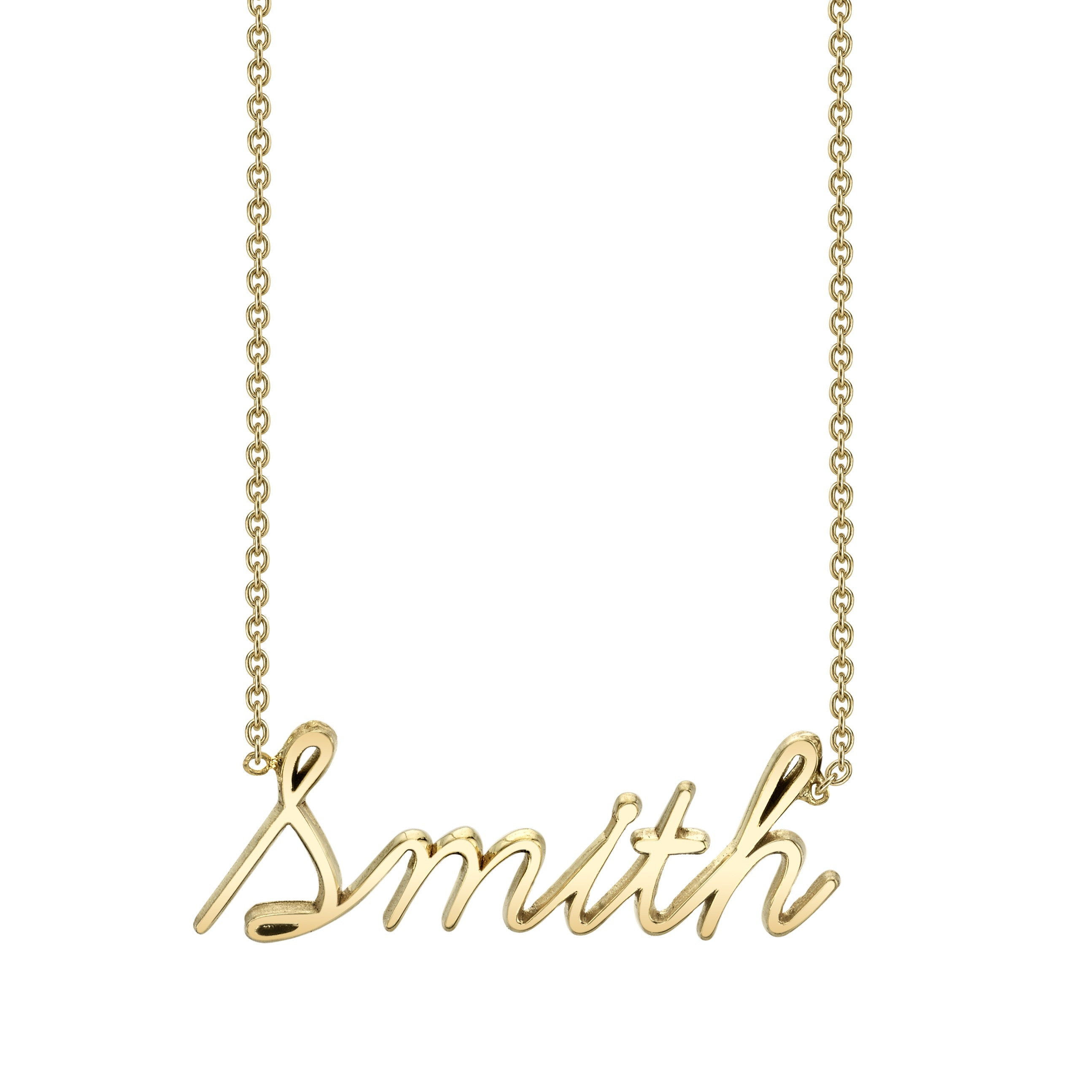 at personalised suppliers manufacturers and name necklace letters com cursive showroom alibaba