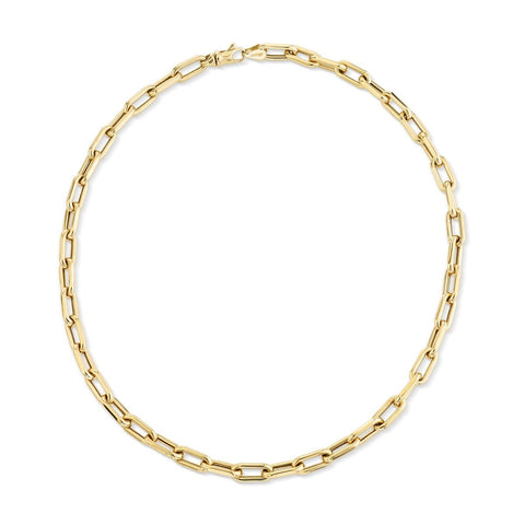 Small Classic Oval Link Chain - 5.8mm
