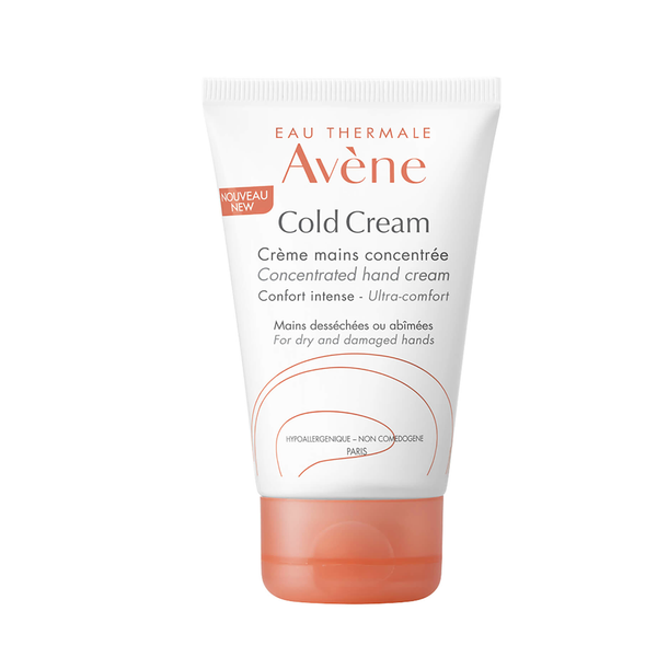 AVÈNE RANKŲ KREMAS CONCENTRATED COLD CREAM