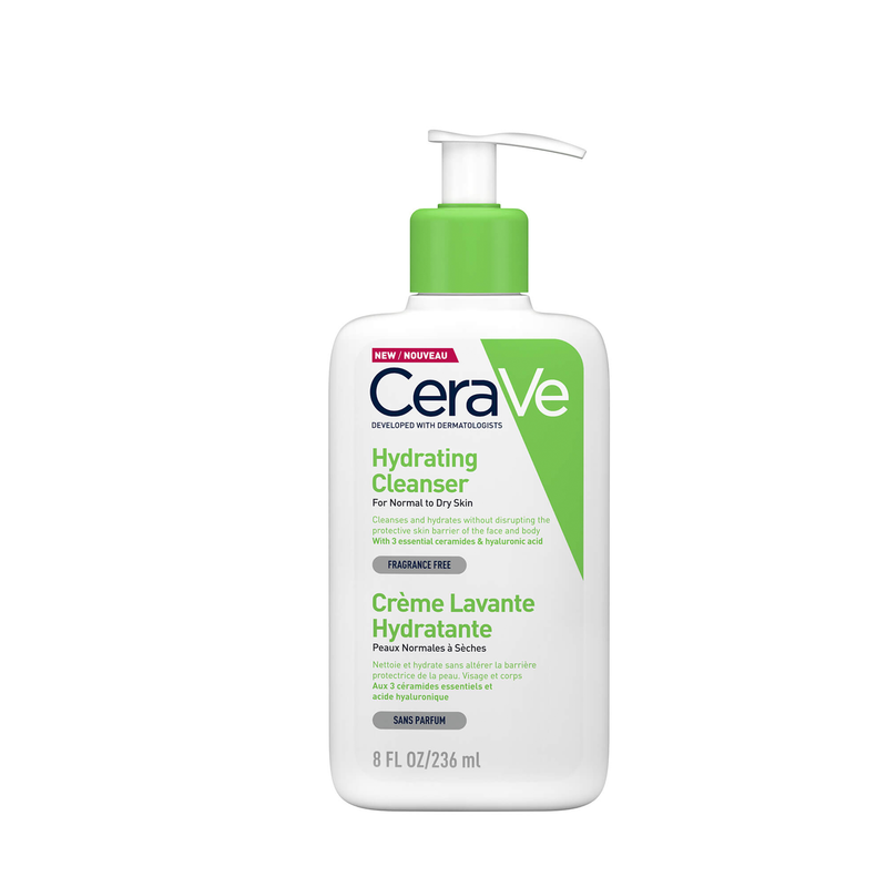 CERAVE PRAUSIKLIS Hydrating Cleanser