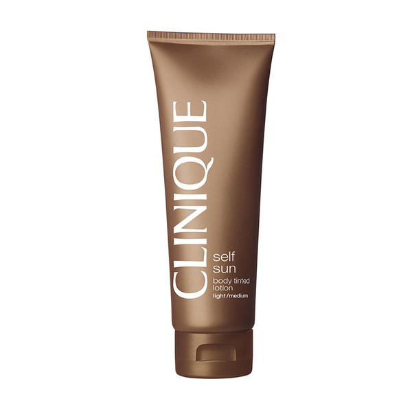 Clinique savaiminio įdegio kremas Self Sun™ Light/Medium