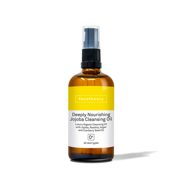 FACETHEORY VALOMASIS ALIEJUS DEEPLY NOURISHING JOJOBA CLEANSING OIL O4