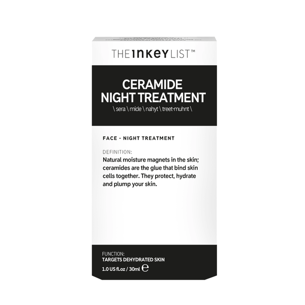 THE INKEY LIST NAKTINIS KERAMIDŲ KREMAS Ceramide Night Treatment