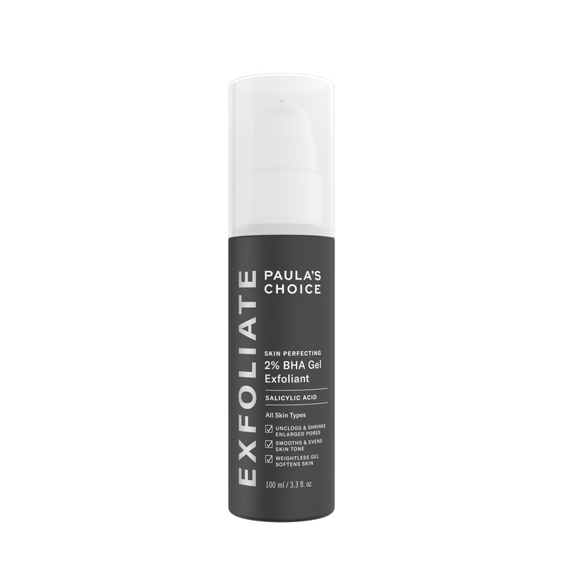 PAULA'S CHOICE GELINIS EKSFOLIANTAS Skin Perfecting 2% BHA Gel Exfoliant