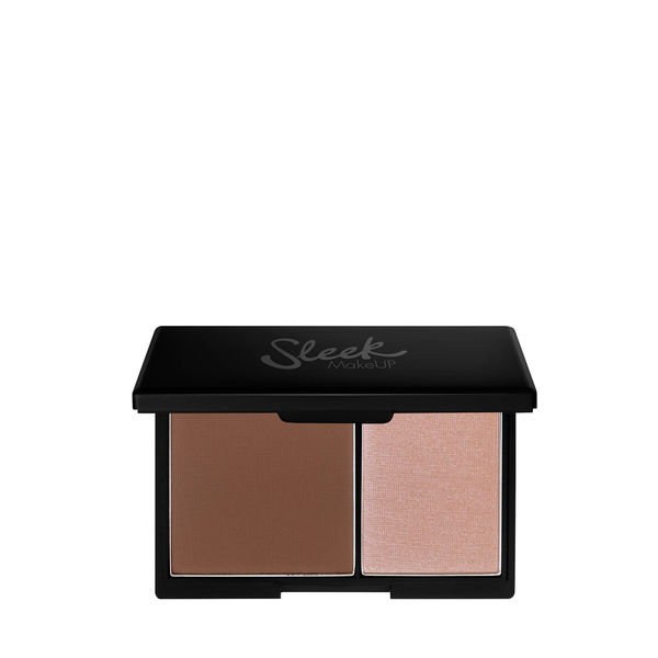 Sleek kontūravimo paletė Face Contour Kit