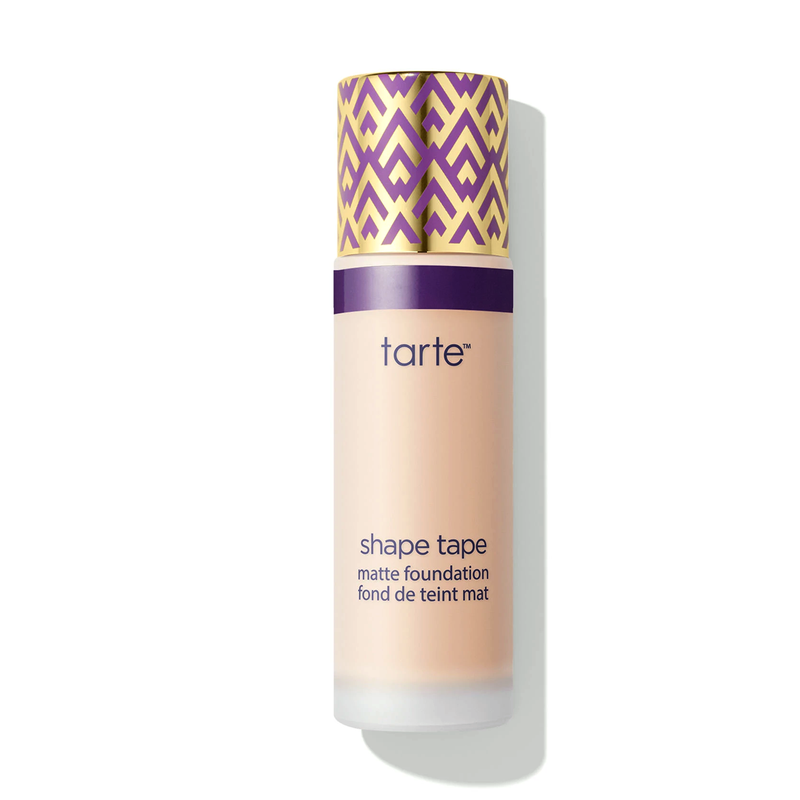 TARTE KREMINĖ PUDRA shape tape matte foundation